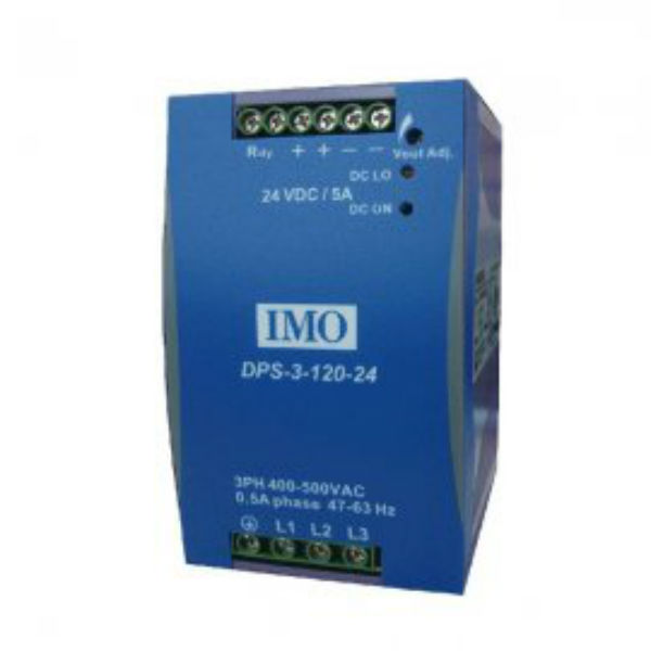 IMO Din Rail Power Supplies 120W - 960W