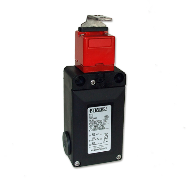 IMO Solenoid Locking Key Operated Safety Switch