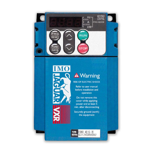 IMO Inverter Jaguar VXR Mechanical Handling Inverter 0.37 – 15Kw