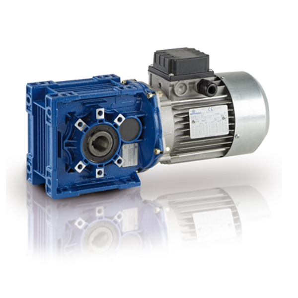 Motovario BA Series Helical Bevel Gear Reducers – Aluminium