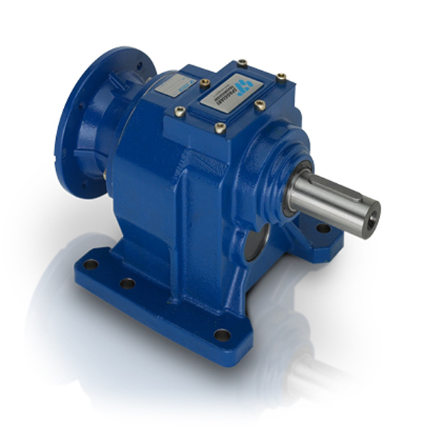 Motovario Helical gear reducers SH Series – cast iron