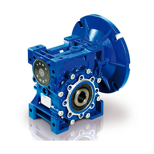 Motovario NMRV Power worm gear reducers, combined and with pre-stage reduction unit