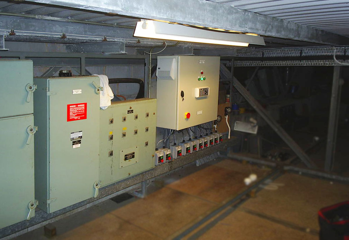 On-Site Electrical and Mechanical Services